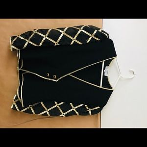 New St John Knit  Evening Jacket Size 8